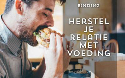 Herstel de relatie met voeding!