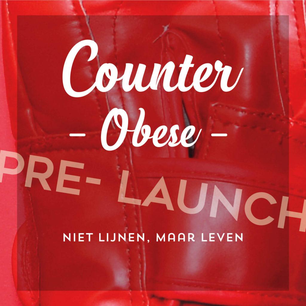 Pre-launch van Counter Obese, niet lijnen maar leven!