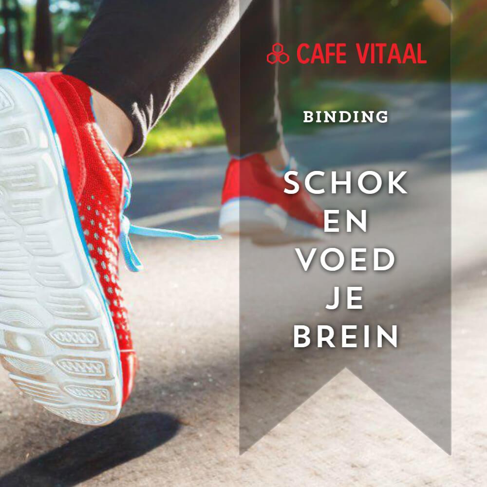 Wat doet wandelen en hardlopen met je brein?