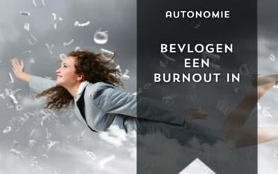 Bevlogen een burnout in